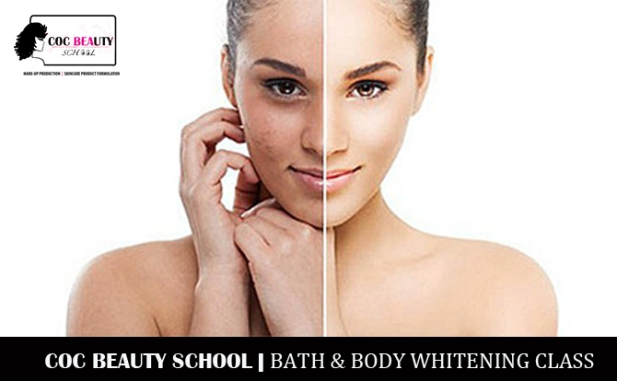 Bath and Body Whitening Course