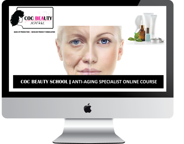 ANTI AGING SKINCARE COURSE ONLINE
