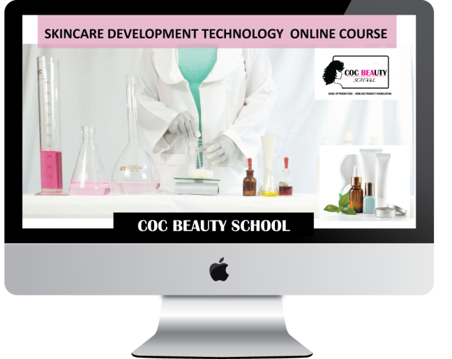 COC Beauty School Online Course