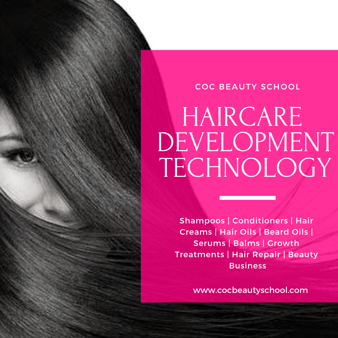 Haircare Product Development Course | November 2020